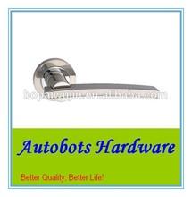 Wenzhou Autobots zinc alloy door handle cover plates big door handle on rose