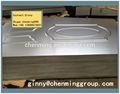 1.2mm ppgi de acero panel de la puerta
