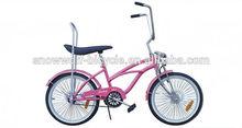2014 Hot sale Bycicle 20 inch Beach Cruiser Bike girls Beach Cruiser bike for sale SW-B-M06