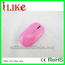 Lovely Pink Mini Wireless USB Mouse