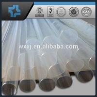 Milky flexible FEP tube, FEP hose, plastic tubes