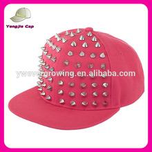 2014 Hot new production top quality short peak baseball cap