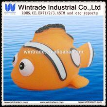 Baby bath toy clown fish