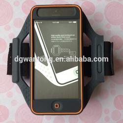 Novel Silicone sport armband for i Phone 5/5S/5C