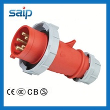 New Generation Series Screw Install Type three-phase plugs