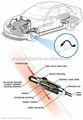 Sensor de oxígeno 89465-12400 para toyota caldina corona carina ff sprinter caribes