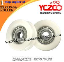 door and window pulley/nylon sliding window pulley/window pulley