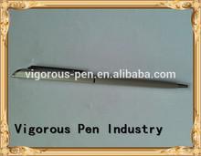 slim metal twist ball pen