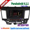 car audio for Mitsubishi Lancer mp3 player 3G WIFI BT Radio TV 100% Android dvd GPS 2006 ~2012
