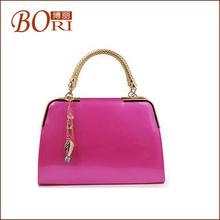 2012 casual brand korean hobo pu leather handbag forl less