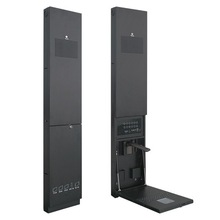 School use wall mount all in one computer cabinet for interactive whiteboard