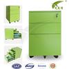 Fruit Color Mobile Pedestal/ Steel File Cabinet