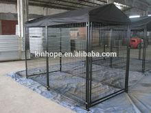 Powder coating heavy duty big dog kennel (Qingdao Factory)