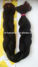 wholesale 100% kanekalon jumbo braid synthetic hair braid x pression hair