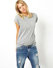 Mulheres em branco novo modelo da camisa T