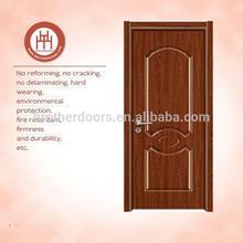 Wholesale Alibaba cheap flat design steel wooden armored door