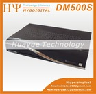 DM500HD, SIM2.10, DVB-S,Supports the Linux TV API