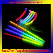 led foam glow stick liquid