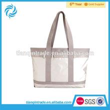 2014 latest!! fashion 600D polyester printed beach bag ,shopping bag, handbag