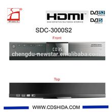 SDC-3000S satellite tv receiver