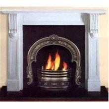 classical cast iron wood burning indoor stove