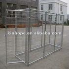 heavy duty steel dog kennel gates