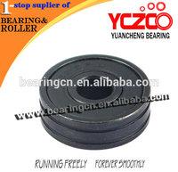 Miniature deep groove ball bearings for sliding gate caster wheels