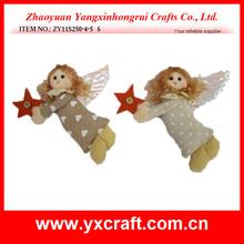Christmas angel ZY11S250-4-5 6''