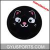 GY-B222 high quality cartoon leather football ball size 2 mini soccer ball for kids