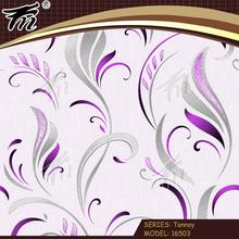 2014 nouveau belle murs papier arabe design pour la décoration