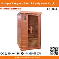 1 person infrared sauna cena made in good supplier
