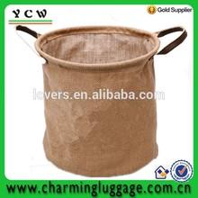 jute burlap bag brown grocery bag