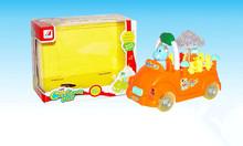 cartoon baby electric train railway set toy