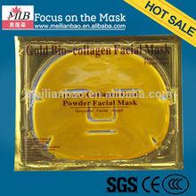 Latest peel off golden facial mask wholesale