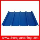 plastic shingle roof