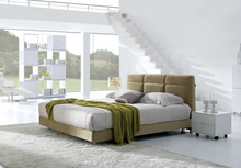 Fabric Soft Round Bed of Modern home furniture B665