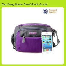 Wholesale Handmade men sports messenger bag, shoulder bag