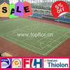 Soccer Field Grass Carpet/Outdoor Playground Flooring