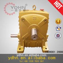 WPA(FCA) marine gearbox Worm gear reducer worm gearbox speed reducer