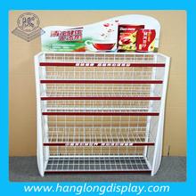 Metal storage shelf folding metal shelf HL165F