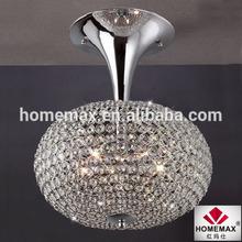 5 bola de luz forma lâmpada do teto