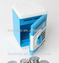New Adorable plastic money box