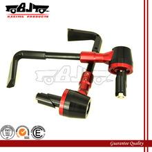 """BJ-LG-002 universal red 7/8"""" cbr900 cnc billet ktm lever guard"""
