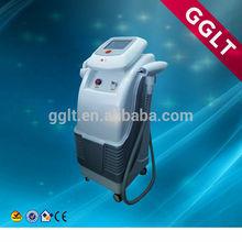 Best multifunctional vertical beauty salon equipment GE--3,elight hair removal laser