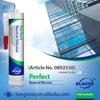 Uv Resistance Weatherproof No Corrosion Building Construction Silicone Sealant
