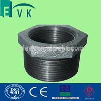 Electric Galvanized Casting Iron Fittings Bushing