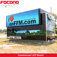 Outdoor Advertising LED Boards P10