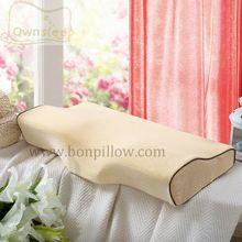 memory foam leg and neck pillow