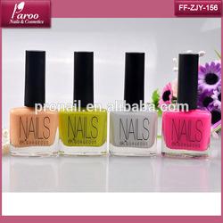 14ml High quality regular nail polish