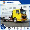 HOWO 4x2 lpg gas tank truck